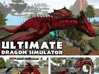 Game Dragon Sim Online: Be A Dragon MOD APK (Money/Uncloked) Cheat+Hack Terbaru For Android