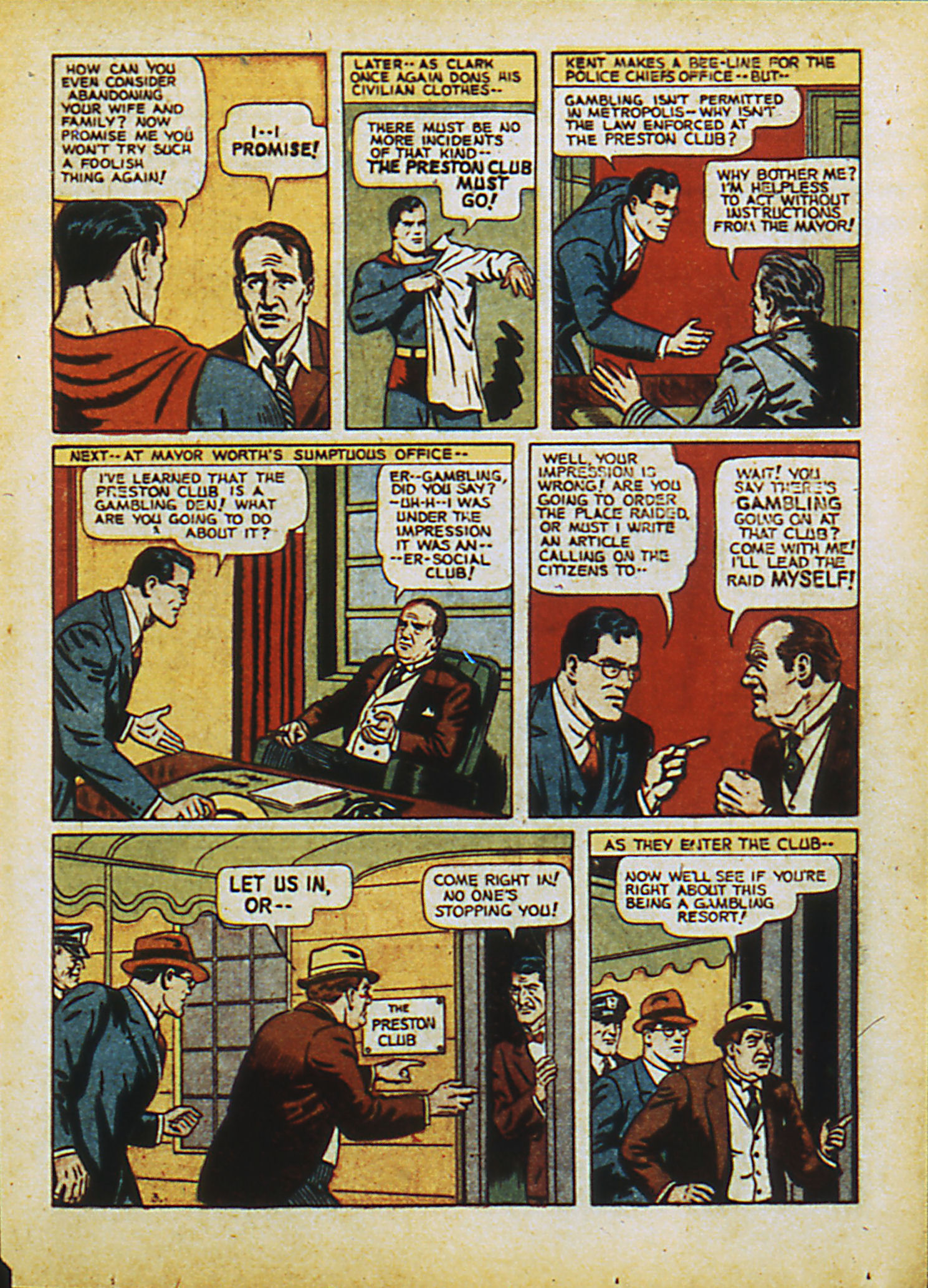 Action Comics (1938) 32 Page 5