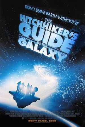 The Hitchhiker's Guide to the Galaxy 2005 BRRip 300Mb Hindi Dual Audio 480p Watch Online Full Movie Download bolly4u