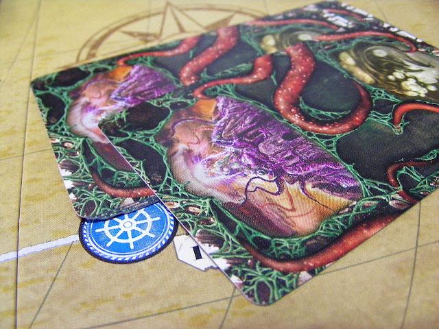 Imagen de las cartas de mito del juego Eldritch Horror