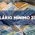 Governo Federal propõe salário mínimo de R$ 1.002 para 2019