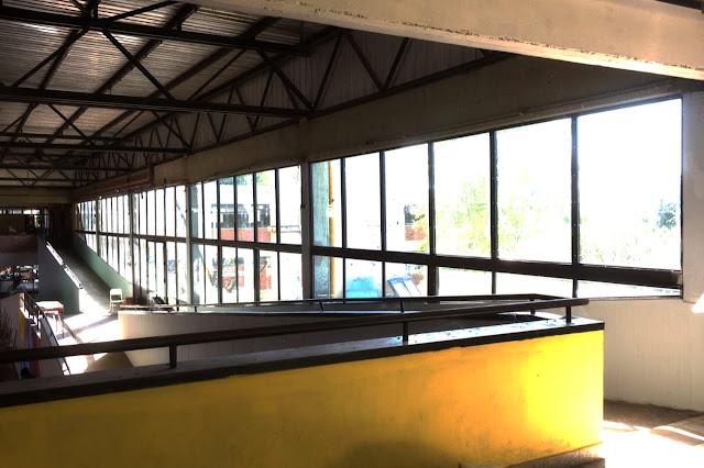 Pablo Zurro visitó las obras municipales en la Escuela Técnica