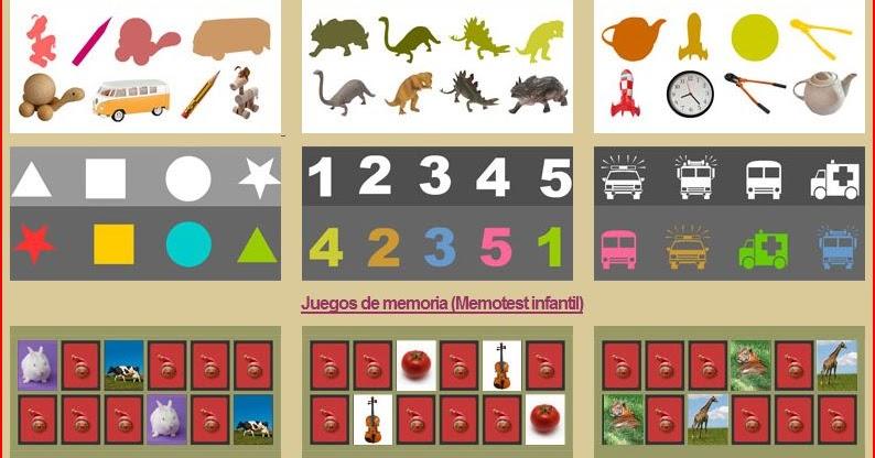 Juegos Educativos Para Ninos De 3 A 5 Anos Juegos De Habilidad Y