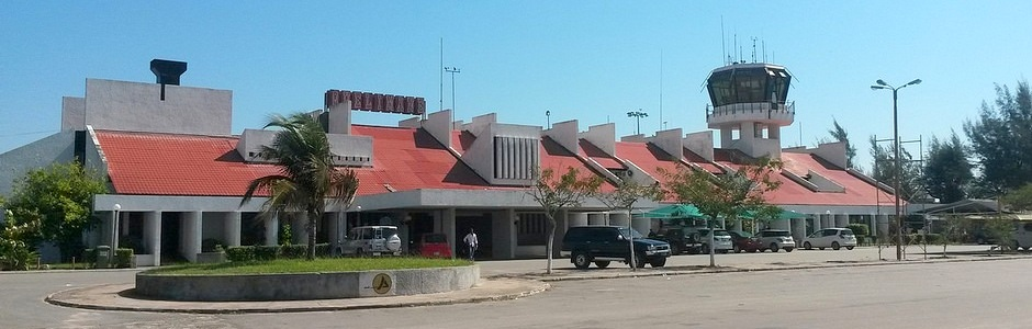 Aeroporto De Quelimane : De mim para