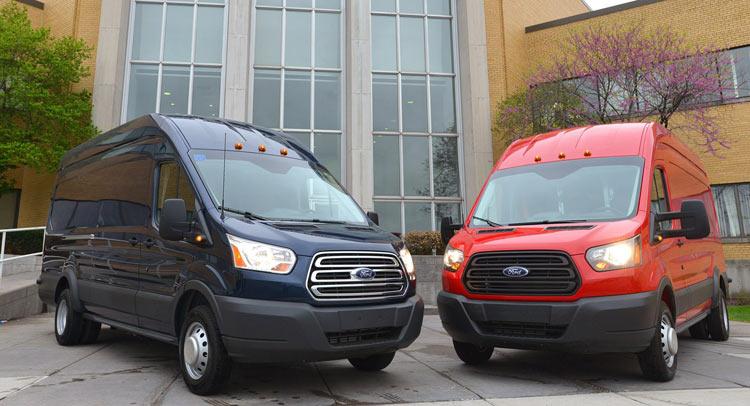 Ford Transit là dòng xe chở khách cỡ nhỏ được bán cực chạy trên thế giới