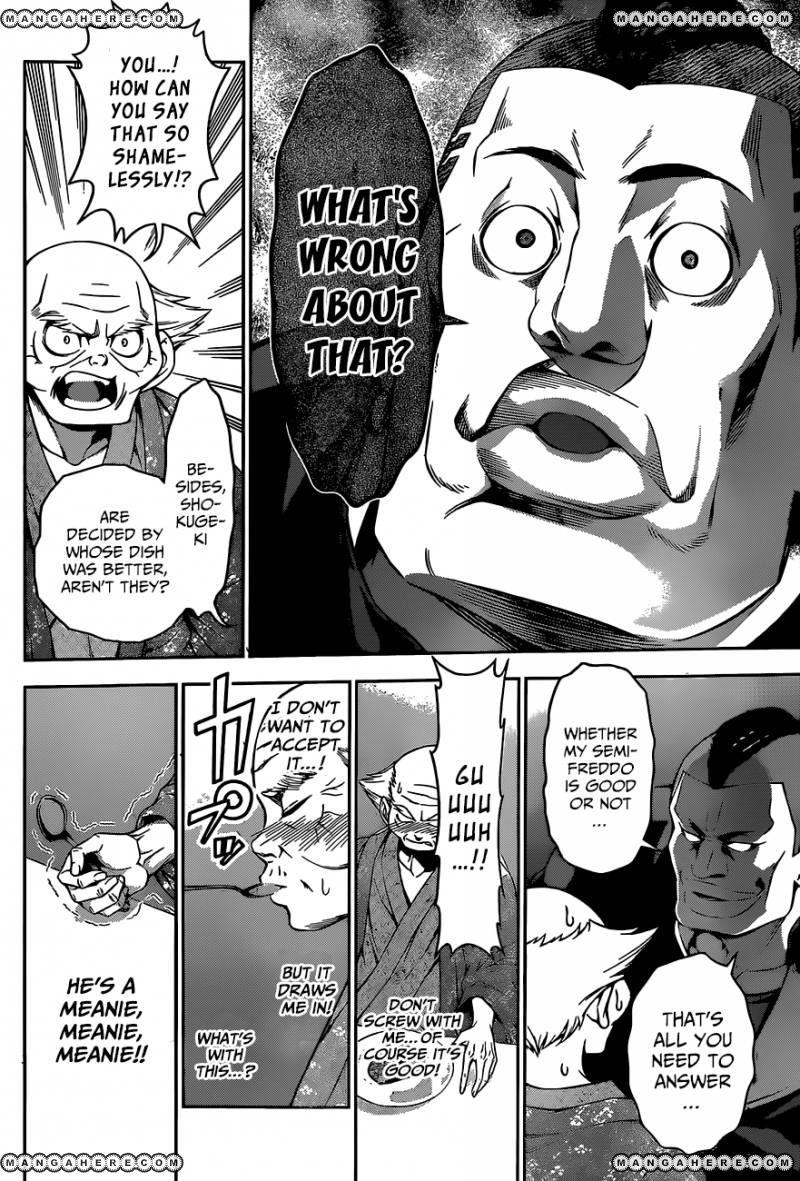 Shokugeki no Soma - Chapter 86
