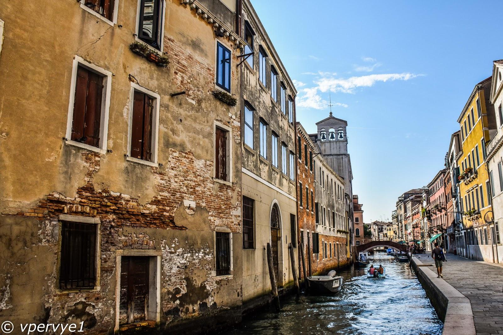 До чего же эта Венеция