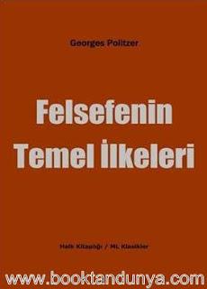 Georges Politzer - Felsefenin Temel İlkeleri
