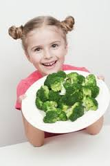 How to make children eat vegetables