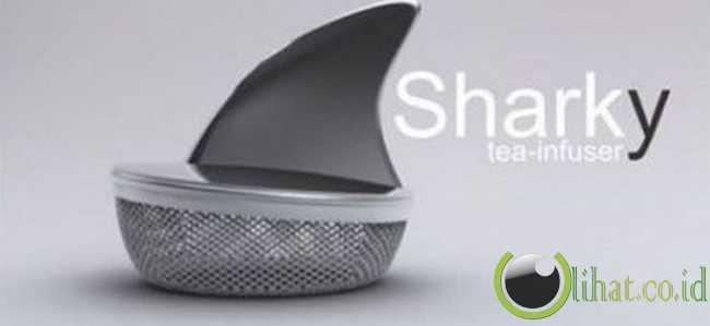 Shark Fin Tea Ball