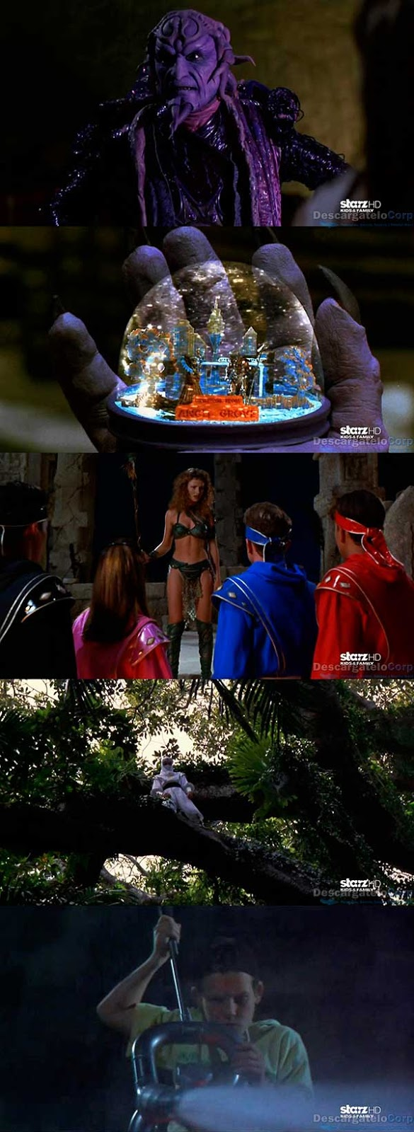 Power Rangers La Película HD 1080p Español Latino