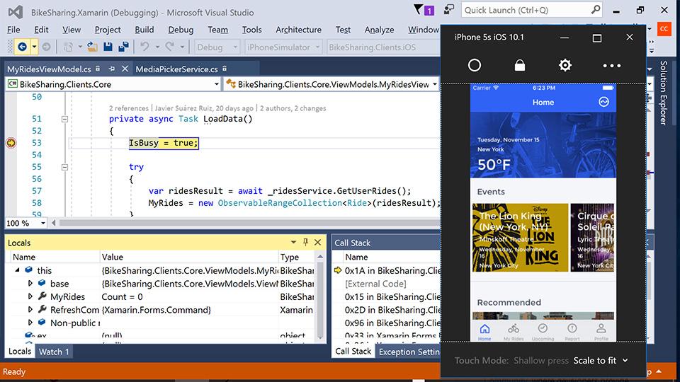 Visual Studio 2017 Full Español