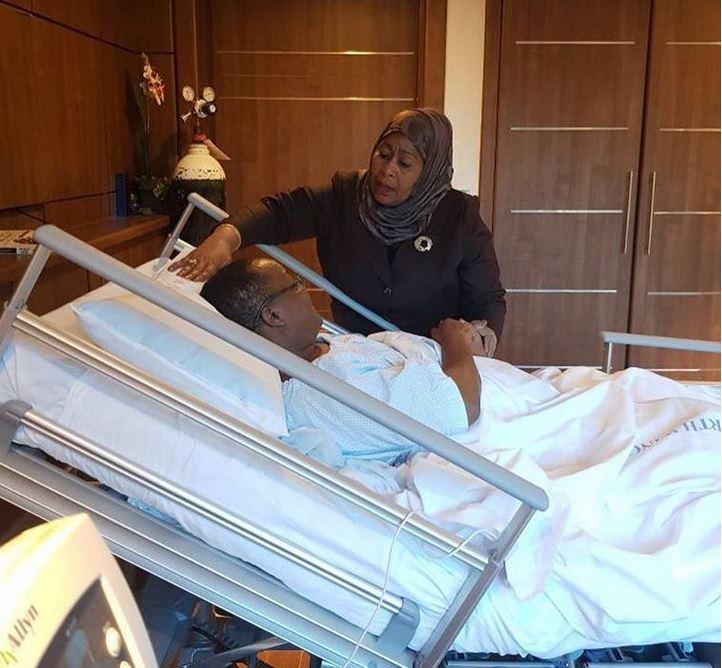 Alichokisema Ridhiwan Kikwete Baada ya Mama Samia Kumtembelea Tundu Lissu Hospitali