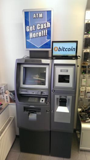 Bitcoin Automat Deutschland