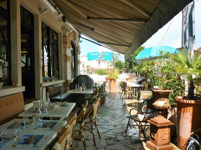 Restaurant - Martin Plage - Ronces Les Bains - charente maritime - la tremblade - france
