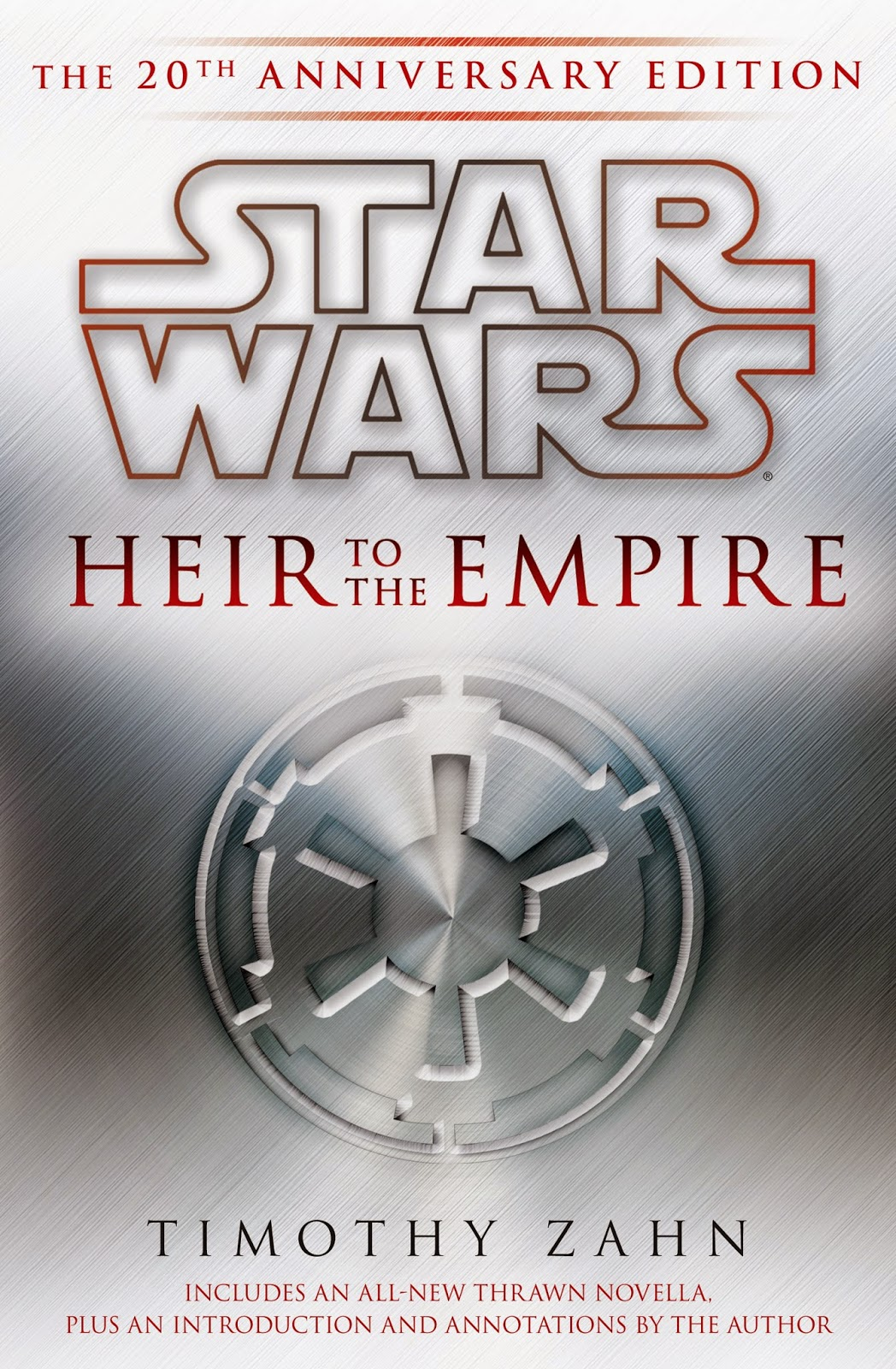 Timothy Zahn's annotated Heir to the Empire