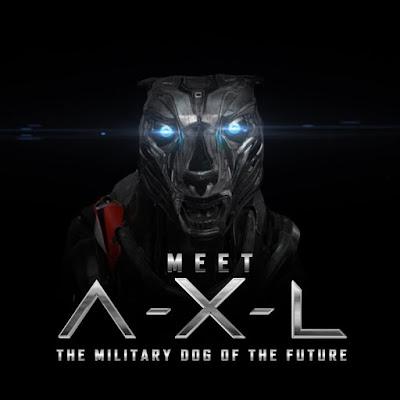 Nonton Film Online - A.X.L (2018) Subtittle Indonesia