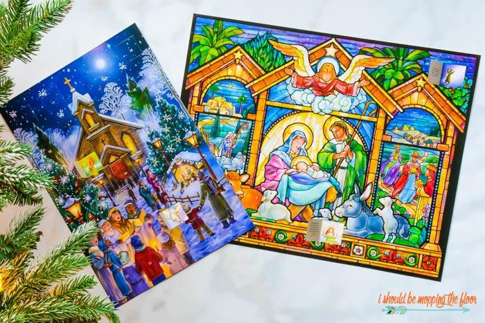 Religious Advent Calendars