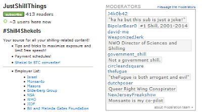 Recursive News: Reddit Revelations: Part 1