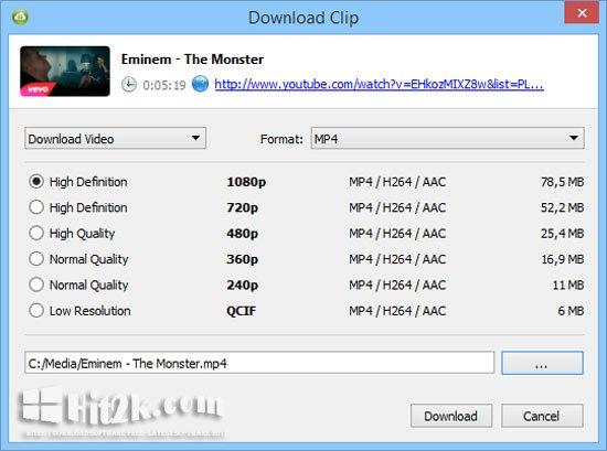 4K Video Downloader 4 3 1 Full Version - Hit2k | Download