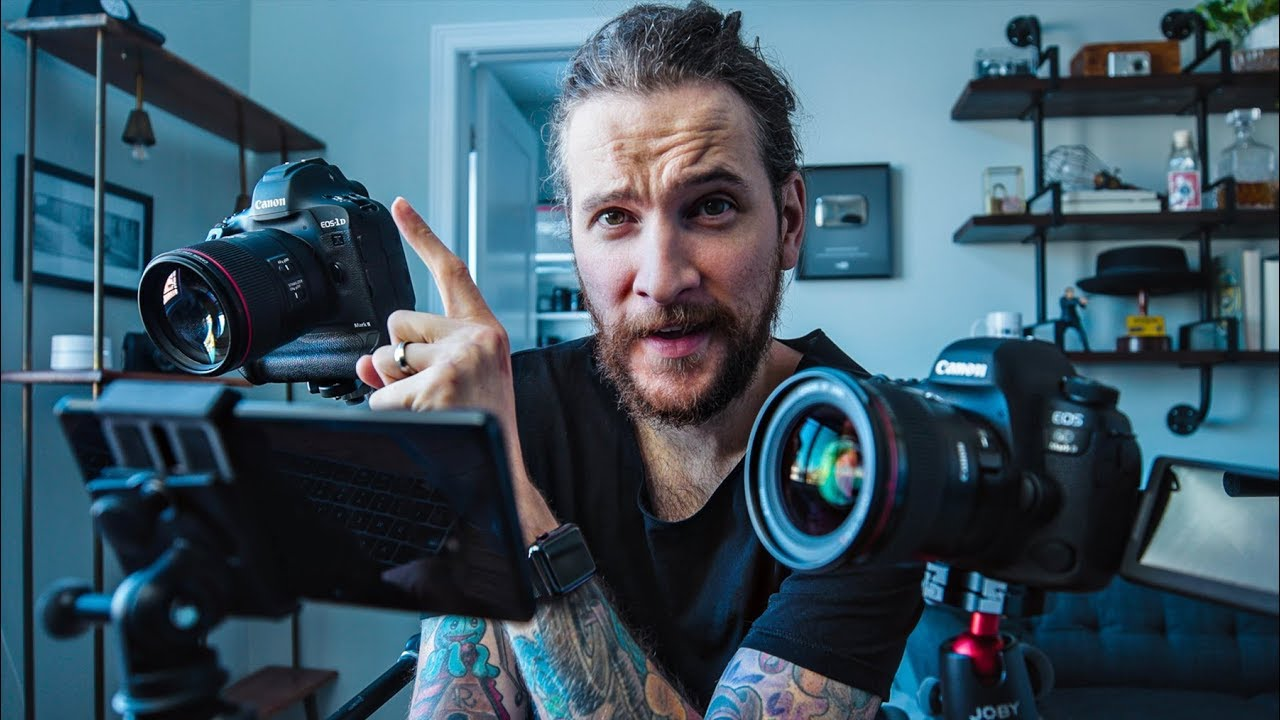 How To Film Yourself like Peter McKinnon