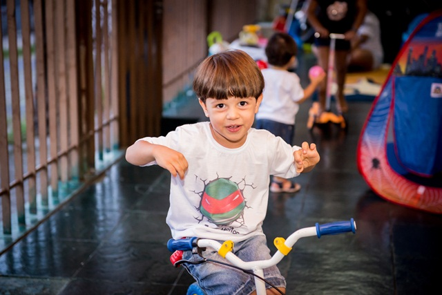 Festa Tartarugas Ninjas - 4 Anos do Heitor