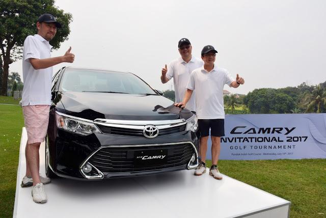 Camry Invitational  Golf  Tournament