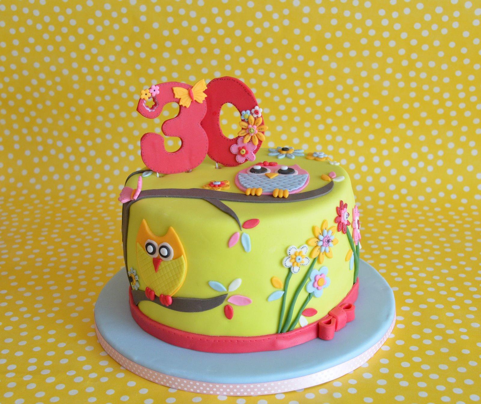 Torten Cupcakes By Sibl Eulen Im Fruhling