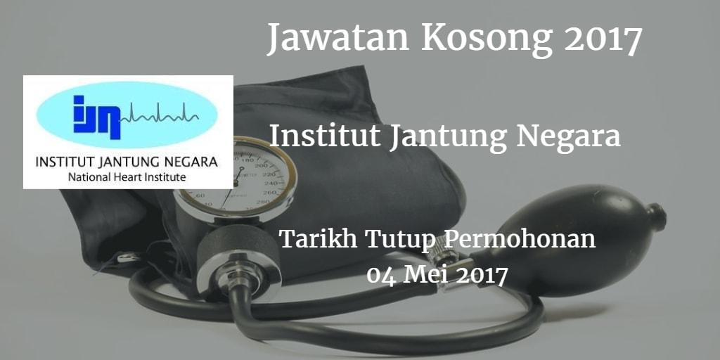Jawatan Kosong IJN 04 Mei 2017