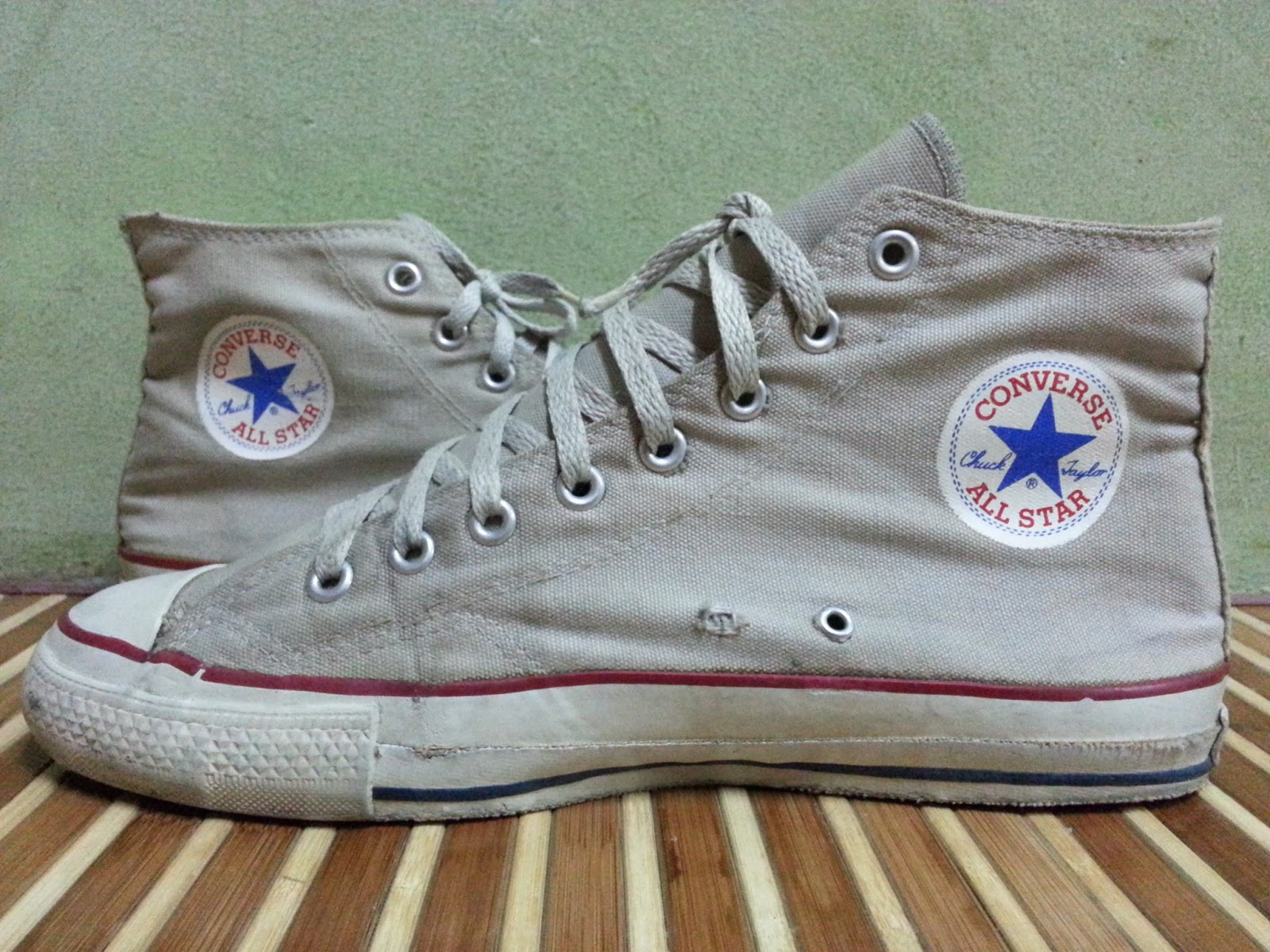a0328c49be05 TOM BUNDLE  CONVERSE MADE IN USA SIZE 10