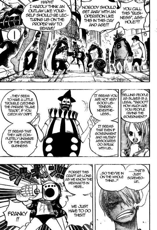One Piece 501