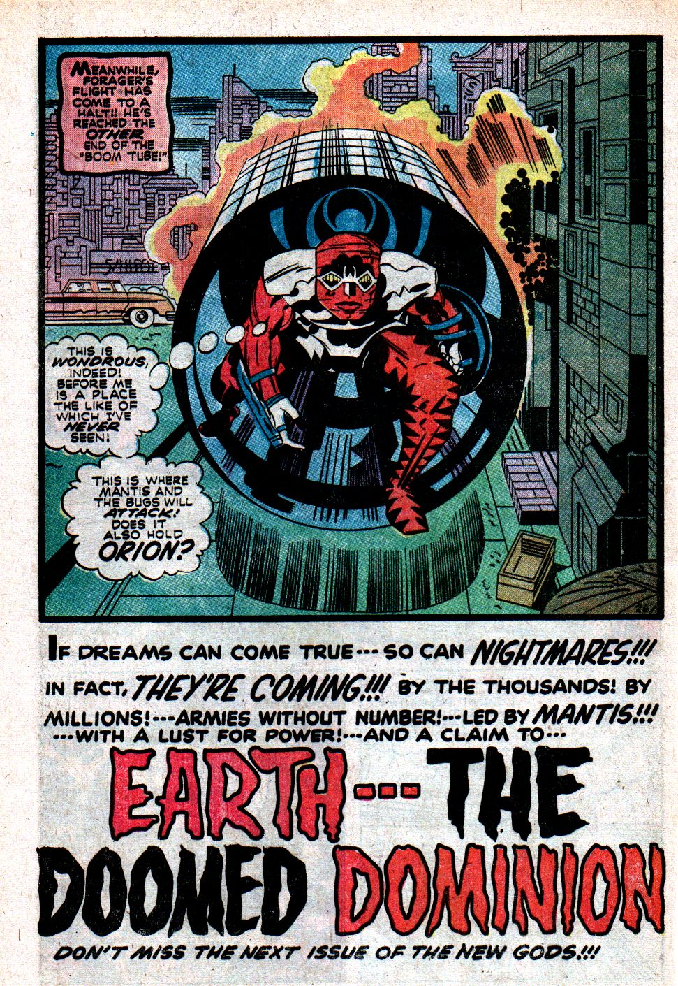 The New Gods (1971) issue 9 - Page 33