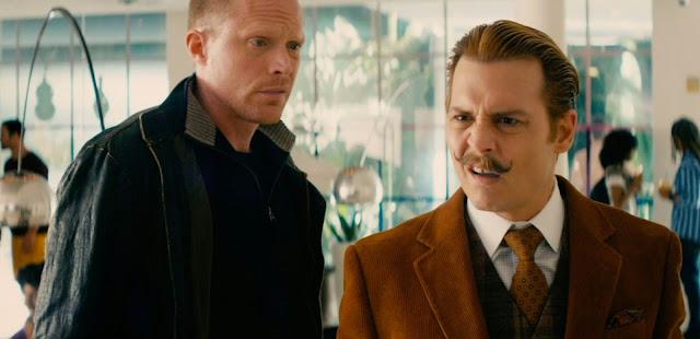 Veja o segundo trailer de Mortdecai: A Arte da Trapaça, com Johnny Depp e Gwyneth Paltrow