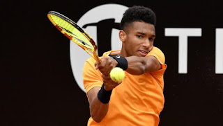 Auger-Aliassime vs Paire in Lyon final