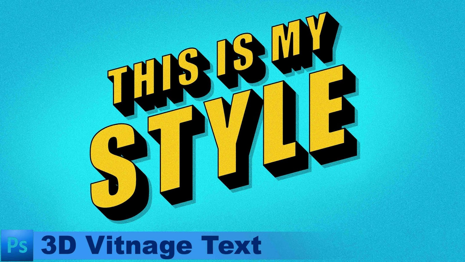 3d cinemas text effect in photoshop cc 2017 tutorial photoshop this is my style 3d text effect in photoshop cc 2017 tutorial photoshop funda baditri Gallery