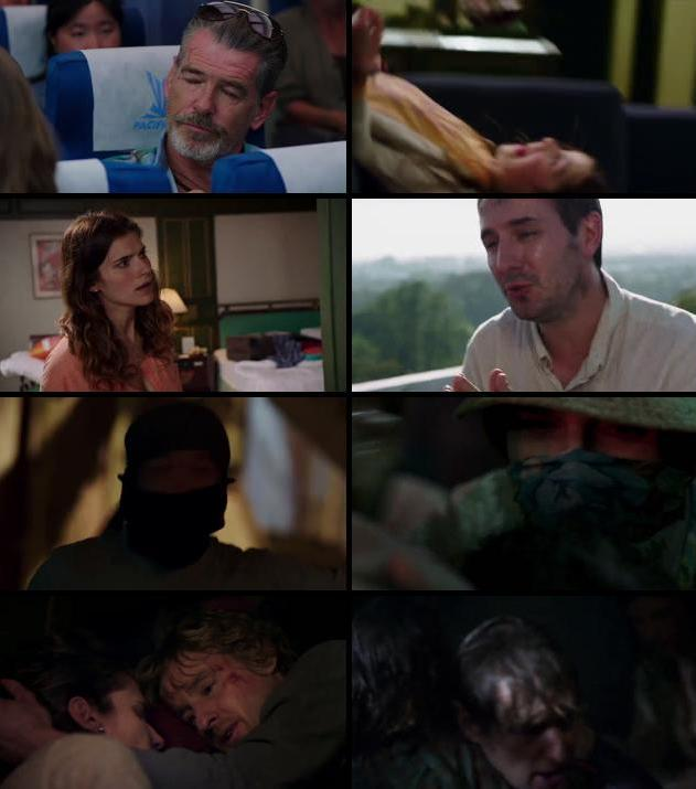 No Escape 2015 Dual Audio ORG Hindi 720p BluRay