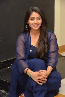 Chandni Bhagwanani at Diksuchi Movie Audio Launch Function