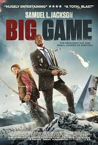 Big Game 2015 Hindi Dubbed 400MB - Eng - Tamil - Telugu 480p BluRay