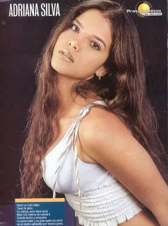 Modelos Colombianas y Latinas con belleza y talento: Adriana Silva: