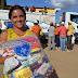 LBV faz entrega de cestas de alimentos em Pernambuco pelo Natal Permanente