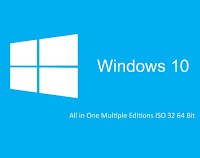 Windows 10 All In One Multiple Editions ISO