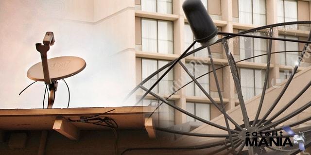 Mengenal Macam-Macam Jenis Antena (Payung) Parabola