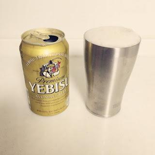 ビール サーモスタンブラー