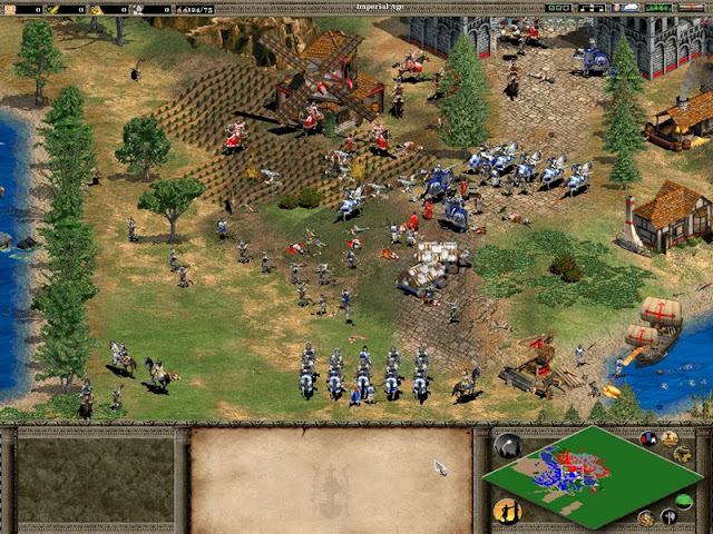 Age of Empires II Full Expansion Free Download Screenshot 3