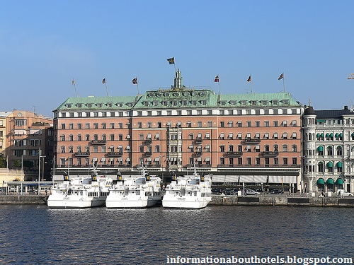 Grand hotel stockholm hotel for Hotel stockholm