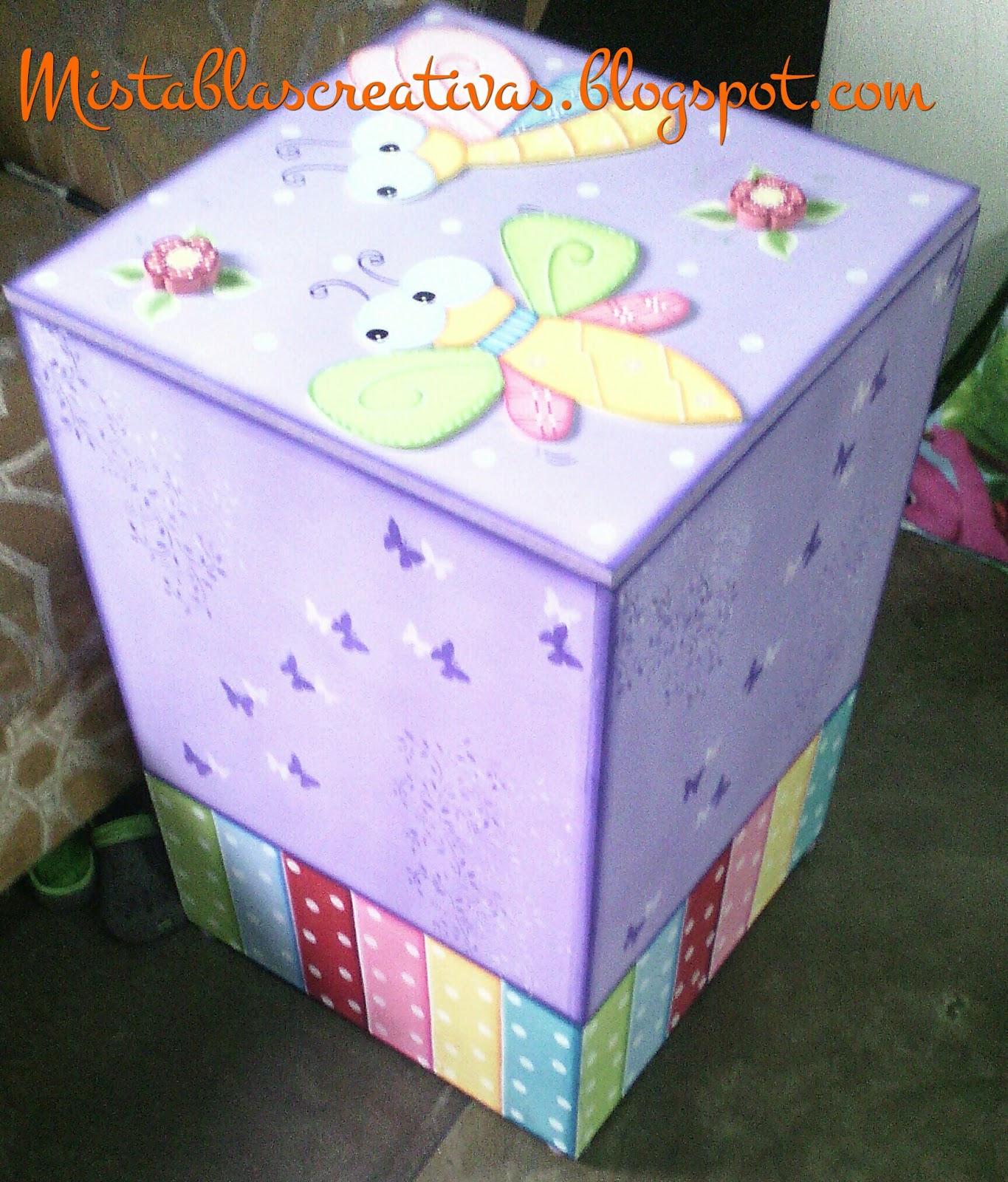 Caja para guardar juguetes en mdf mis tablas - Cajas para almacenar juguetes ...