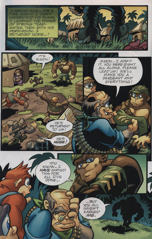 Read online Sonic Universe comic -  Issue #30 - 14