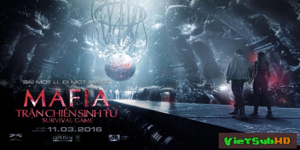 Phim Mafia: Trận Chiến Sinh Tử VietSub HD | Mafia: Survival Game (mafiya) 2016