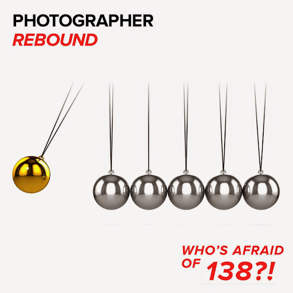 Photographer - Rebound - Single Cover