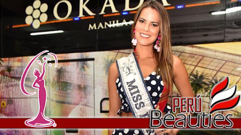 Miss Universe 2016 | Valeria Piazza llego a Filipinas